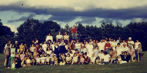 1976 First Hebert Family Reunion