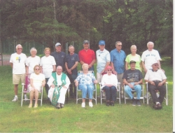 2011 - Camp Westwood - Coventry, RI (16 out of 22 First Cousins)